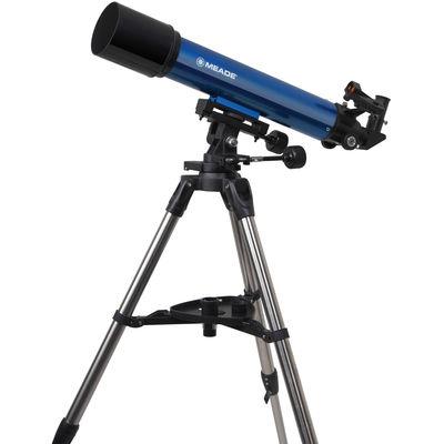 ミード MEADE 口径90mm屈折式・経緯台式天体望遠鏡 AZM-90【納期目安:1週間】