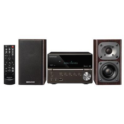 ケンウッド Compact Hi-Fi System『Kシリーズ』(ブラック) XK-330-B