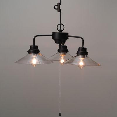 後藤照明 レトロ調ペンダント照明 GLF-3228C