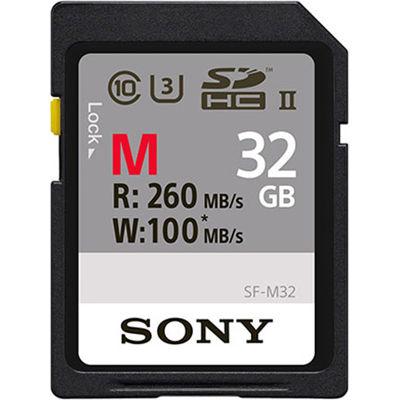 ソニー 32GB SDHCメモリーカード SF-M32