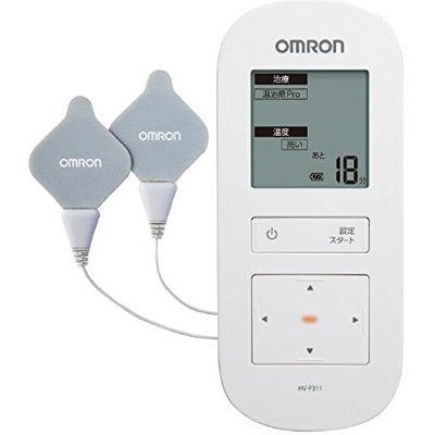 オムロン 温熱低周波治療器。選べる3つの治療コース HV-F311