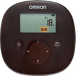 オムロン 温熱低周波治療器。選べる2つの治療コース HV-F320-BW
