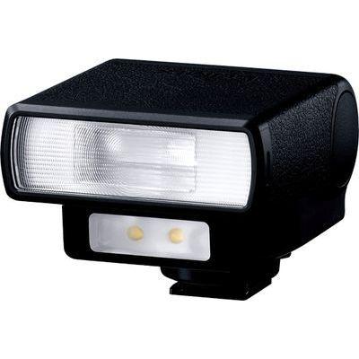 パナソニック レザー仕上げのLEDライト搭載フラッシュ (DMWFL200L) DMW-FL200L【納期目安:04/下旬入荷予定】