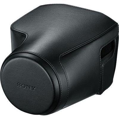 《週末限定タイムセール》 送料無料 ソニー DSC-RX10M3用 LCJ-RXJ ジャケットケース 100%品質保証!