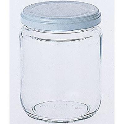 東洋佐々木ガラス ジャム瓶 270 (ガラス瓶 保存容器)【144個セット】 4973251210275【納期目安:1週間】