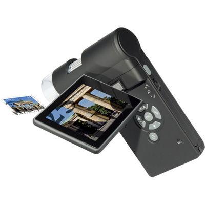 テック ハンディ型マイクロスコープ デジタル顕微鏡 500万画素 HANDYMICRON4