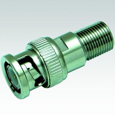 コロナ電業 変換コネクター(BNC⇔F)30個パック H-BP-FJ30PS