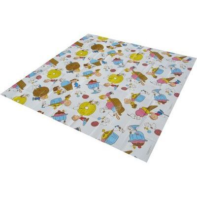 アサヒ興洋 クッションレジャーシート スヌーピー 2畳 4~5人用 180×180cm 4901367041445