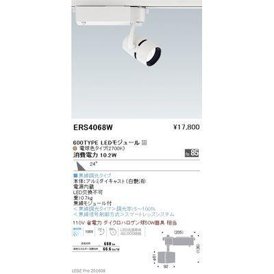 遠藤照明 LEDZ ARCHI series スポットライト ERS4068W