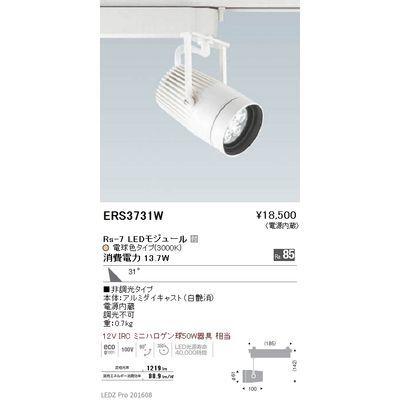 遠藤照明 LEDZ Rs series スポットライト ERS3731W