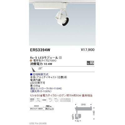遠藤照明 LEDZ Rs series スポットライト ERS3394W