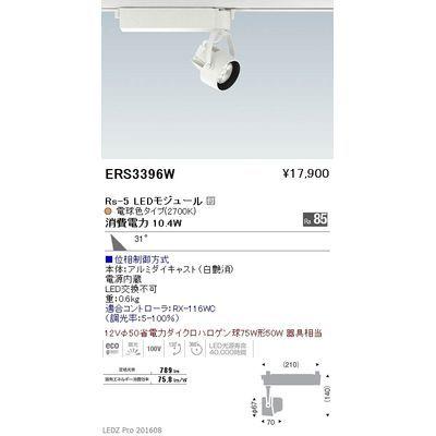 遠藤照明 LEDZ Rs series スポットライト ERS3396W