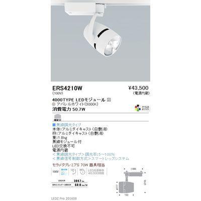 遠藤照明 LEDZ ARCHI series ウォールウォッシャースポットライト ERS4210W