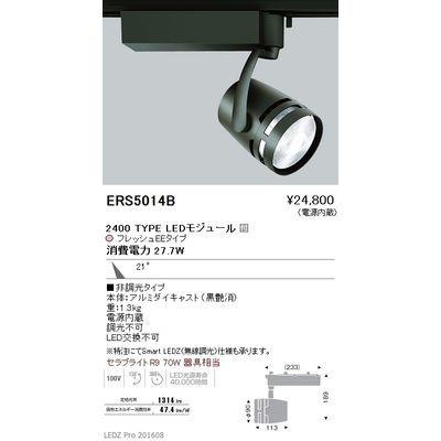 遠藤照明 LEDZ ARCHI series 生鮮食品用照明(スポットライト) ERS5014B