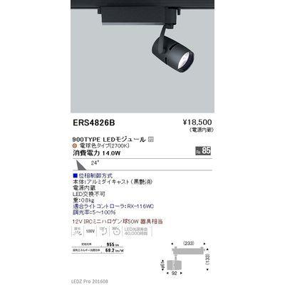遠藤照明 LEDZ ARCHI series スポットライト ERS4826B