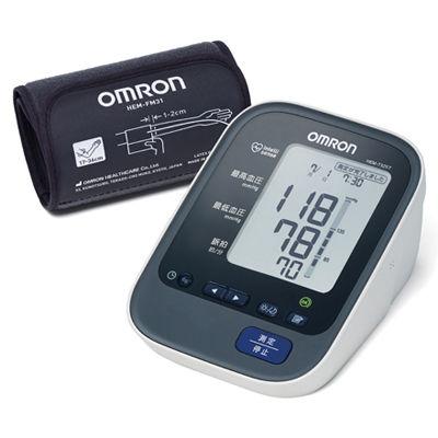 オムロン 「早朝高血圧」を確認できる。上腕式血圧計 HEM-7325T