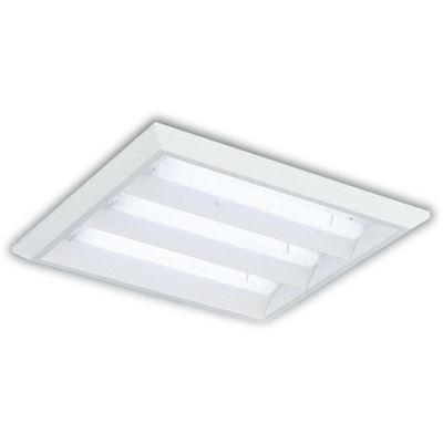 遠藤照明 LEDZ TWIN TUBE series スクエアベースライト 下面開放形 ERK9398W