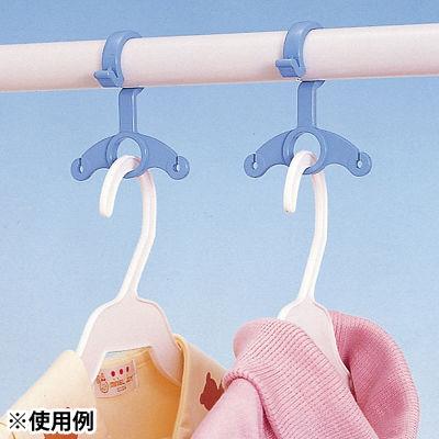 積水樹脂 セキスイ 洗濯ハンガー ストッパー(4個入り)【60個セット】 4906648062782【納期目安:1週間】