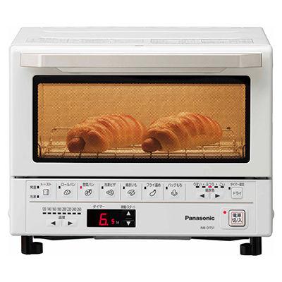 パナソニック 食品ドライ機能搭載のコンパクトオーブン NB-DT51-W【納期目安:2週間】