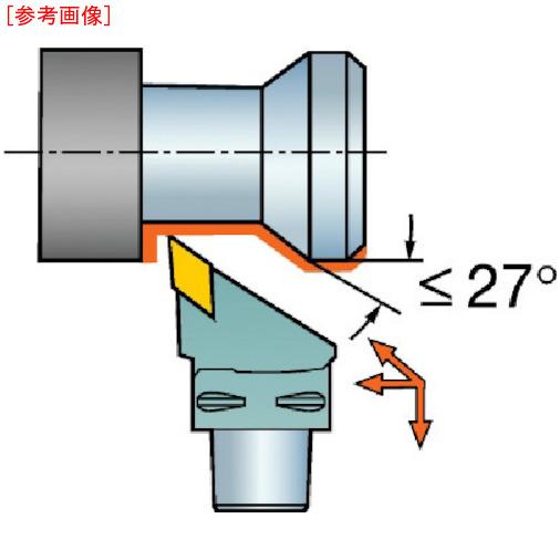 サンドビック サンドビック コロマントキャプト コロターンRC用カッティングヘッド C4DDJNR270551504