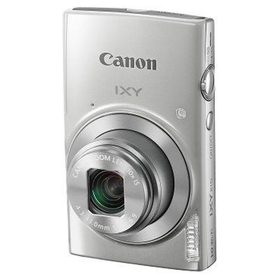 キヤノン コンパクトデジタルカメラ IXY IXY-210-SL【納期目安:3週間】