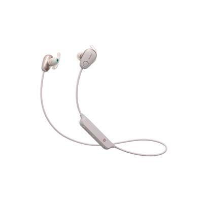 ソニー ワイヤレスノイズキャンセリング ステレオヘッドセット (ピンク) WI-SP600N-P