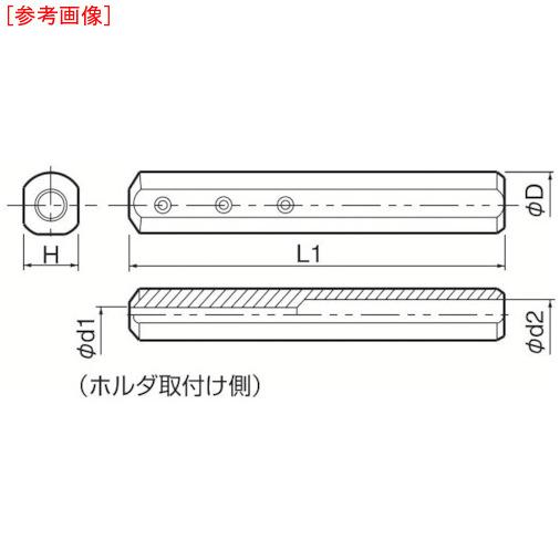 京セラ 京セラ 内径加工用ホルダ  SH1225-150 SH1225-150