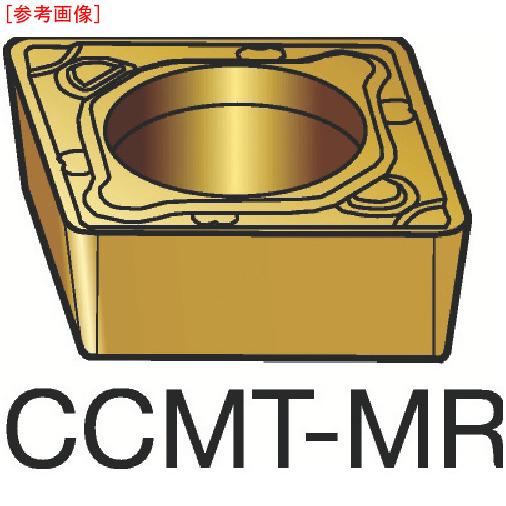 サンドビック 【10個セット】サンドビック コロターン107 旋削用ポジ・チップ 2025 CCMT09T308MR