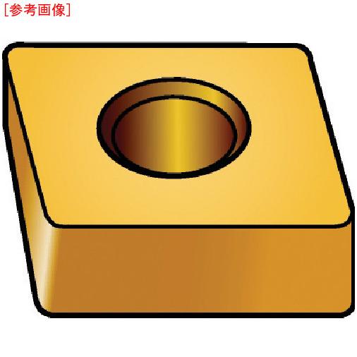 サンドビック 【10個セット】サンドビック T-Max 旋削用セラミックチップ 6050 CNGA120412S0-7