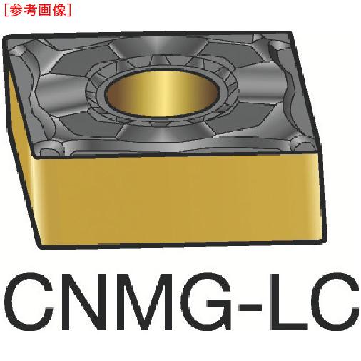 サンドビック 【10個セット】サンドビック T-Max P 旋削用ネガ・チップ 1515 CNMG120404LC-1