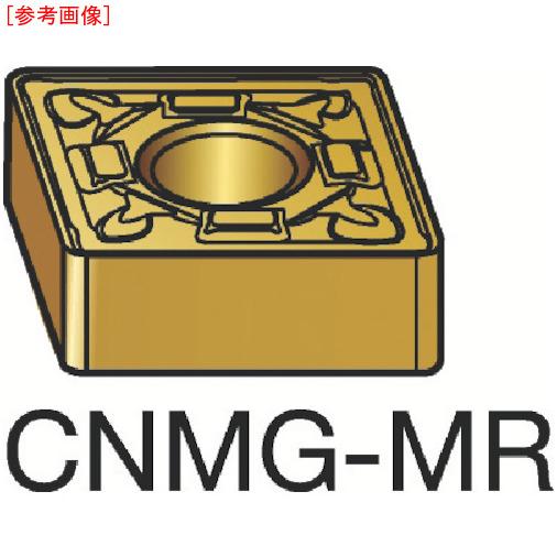 サンドビック 【10個セット】サンドビック T-Max P 旋削用ネガ・チップ 2025 CNMG120408MR-2