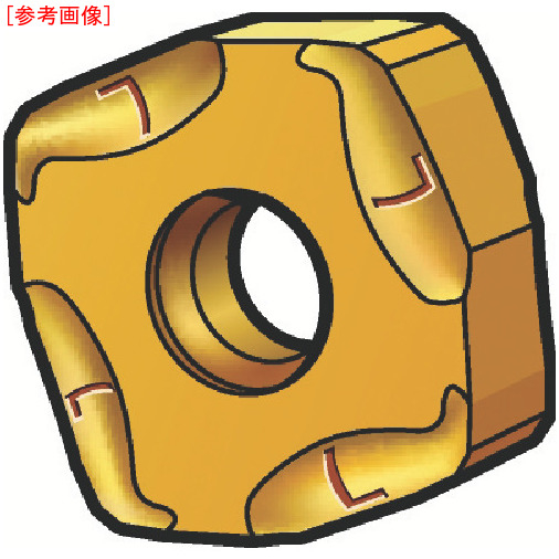 サンドビック 【10個セット】サンドビック コロミル365用チップ K20W L3651505ZNEK-2