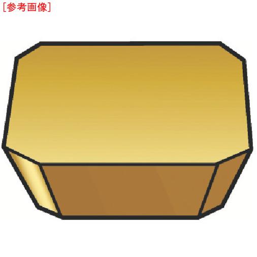 サンドビック 【10個セット】サンドビック フライスカッター用チップ H13A SEMN1204AZ-3