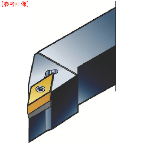サンドビック サンドビック コロターン107 ポジチップ用シャンクバイト SVJBR2525M11B1