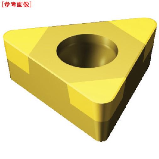 サンドビック 【5個セット】サンドビック コロターン107 旋削用CBNポジ・チップ 7015 TCGW090202S0-1