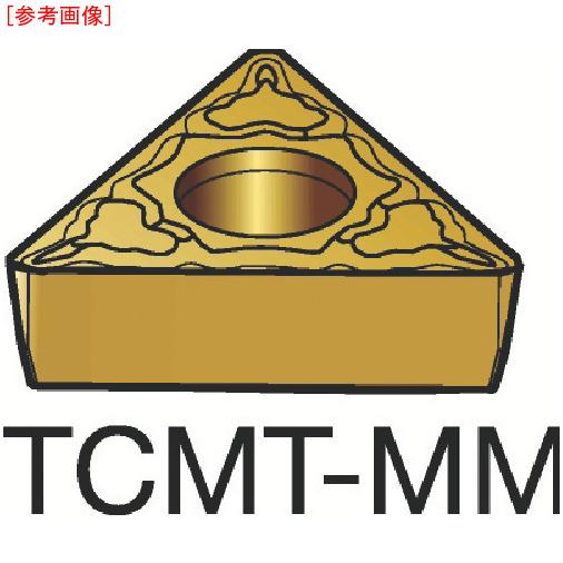 サンドビック 【10個セット】サンドビック コロターン107 旋削用ポジ・チップ 1115 TCMT16T308MM-2