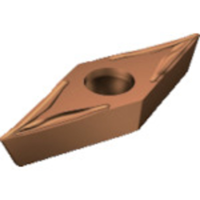 サンドビック 【10個セット】サンドビック コロターン107 旋削用ポジ・チップ 1115 VCET110302UM-3