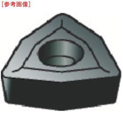 サンドビック 【10個セット】サンドビック コロマントUドリル用チップ H13A WCMX080412R5-4