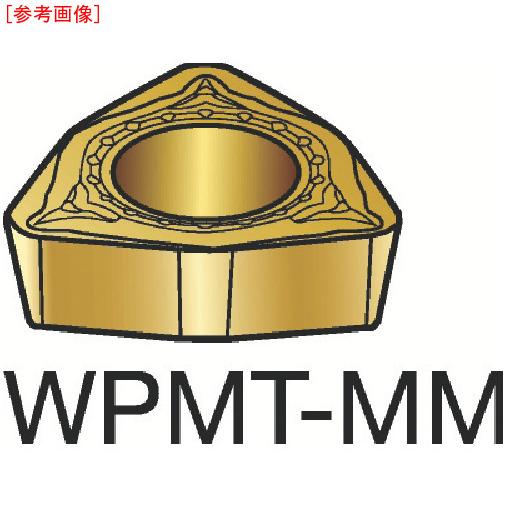 サンドビック 【10個セット】サンドビック コロターン111 旋削用ポジ・チップ 2025 WPMT040204MM-2