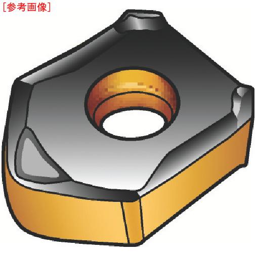 サンドビック 【10個セット】サンドビック コロミル345用ワイパーチップ H13A 345N1305EKW8-3