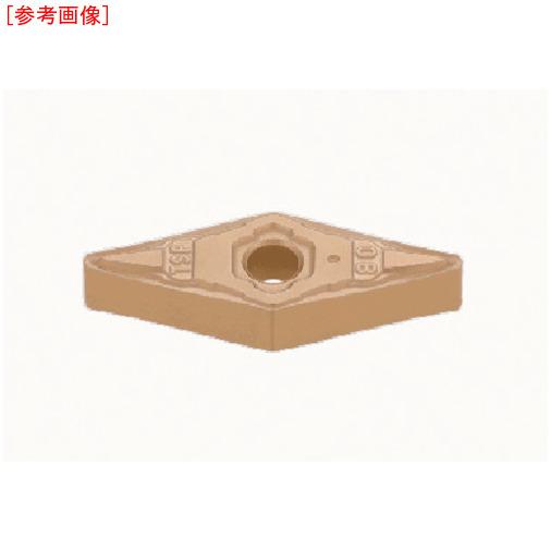 タンガロイ 【10個セット】タンガロイ 旋削用M級ネガTACチップ COAT VNMG160408-T-3