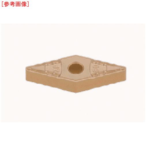 タンガロイ 【10個セット】タンガロイ 旋削用M級ネガTACチップ COAT VNMG160408-Z-1