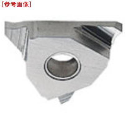 三菱マテリアルツールズ 【10個セット】三菱 P級超硬溝用チップ UTI20T MGTL44600