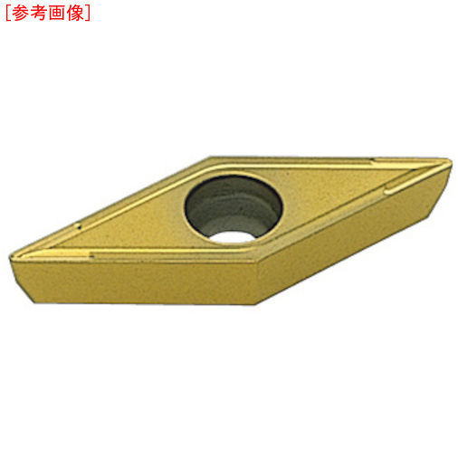 三菱マテリアルツールズ 【10個セット】三菱 チップ NX2525 VCMT160404-2