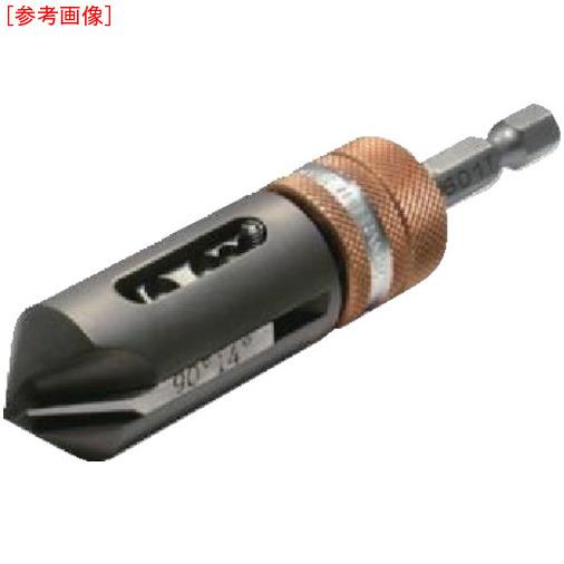 ノガ・ジャパン NOGA 4-42内径用カウンターシンク90°スリムホルダー MT-2シャンク KP03051