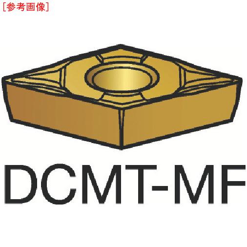 サンドビック 【10個セット】サンドビック コロターン107 旋削用ポジ・チップ 2025 DCMT11T304MF