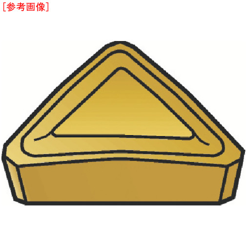サンドビック 【10個セット】サンドビック フライスカッター用チップ 4230 TPKR2204PDRWH