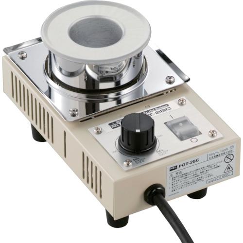 送料無料 お洒落 太洋電機産業 ソルダーポット デポー 4975205340328 POT-28C