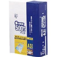 アイリスオーヤマ ラミネートフィルム100ミクロン(A3サイズ) LZA3500