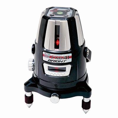 シンワ測定 シンワ測定 レーザーロボ Neo 41 BRIGHT 縦・横・大矩・通り芯・地墨 77361 4960910773615